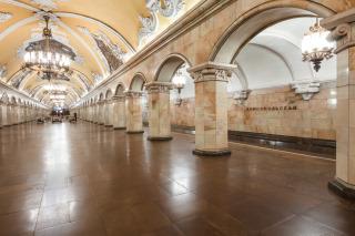 Metro-Moscou